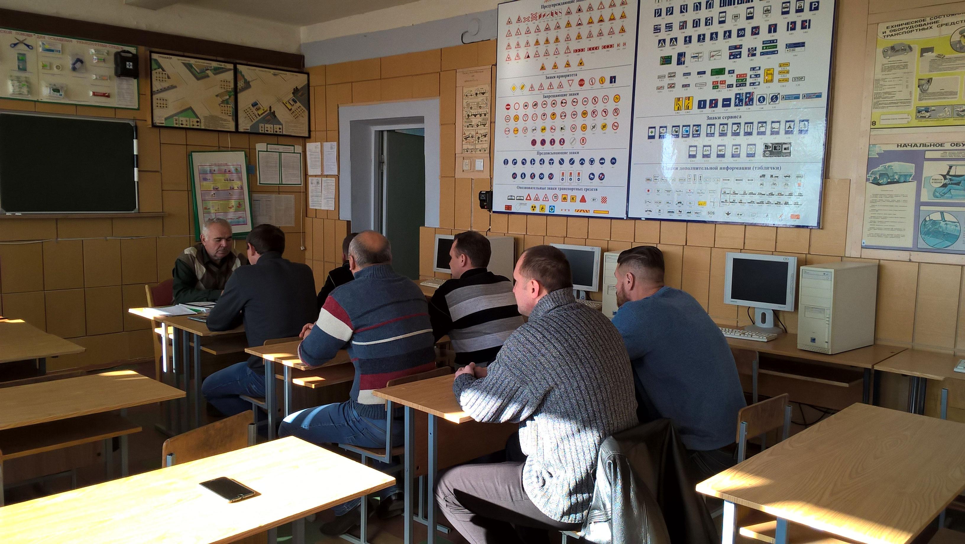 Производтсвенное обучение группы № 51-17-Вн